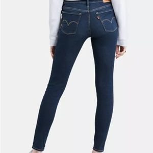 Levi's 710 Super Skinny Jeans, Size 29R